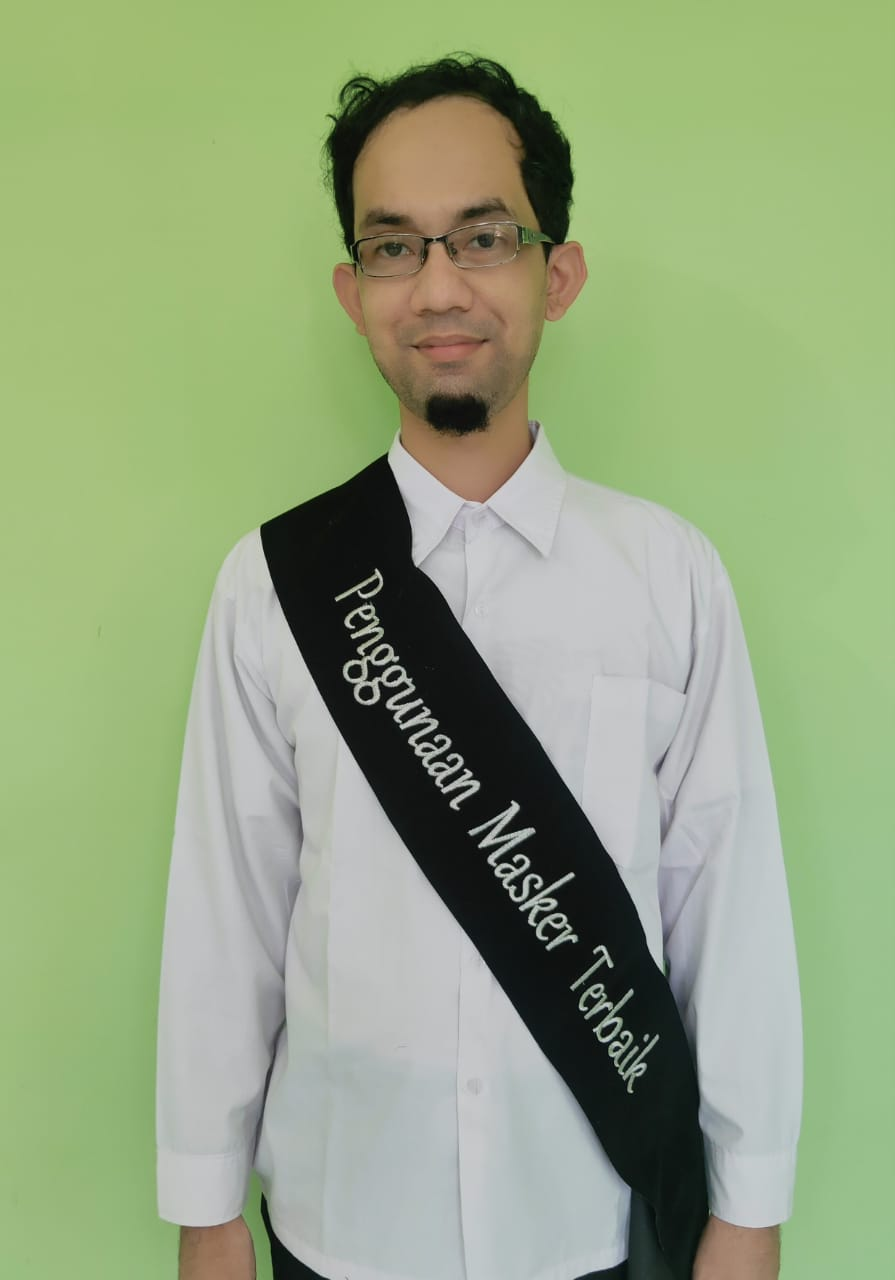 Karyawan Penggunan Masker Terbaik (dr Sumono Nurhadi Putranto)